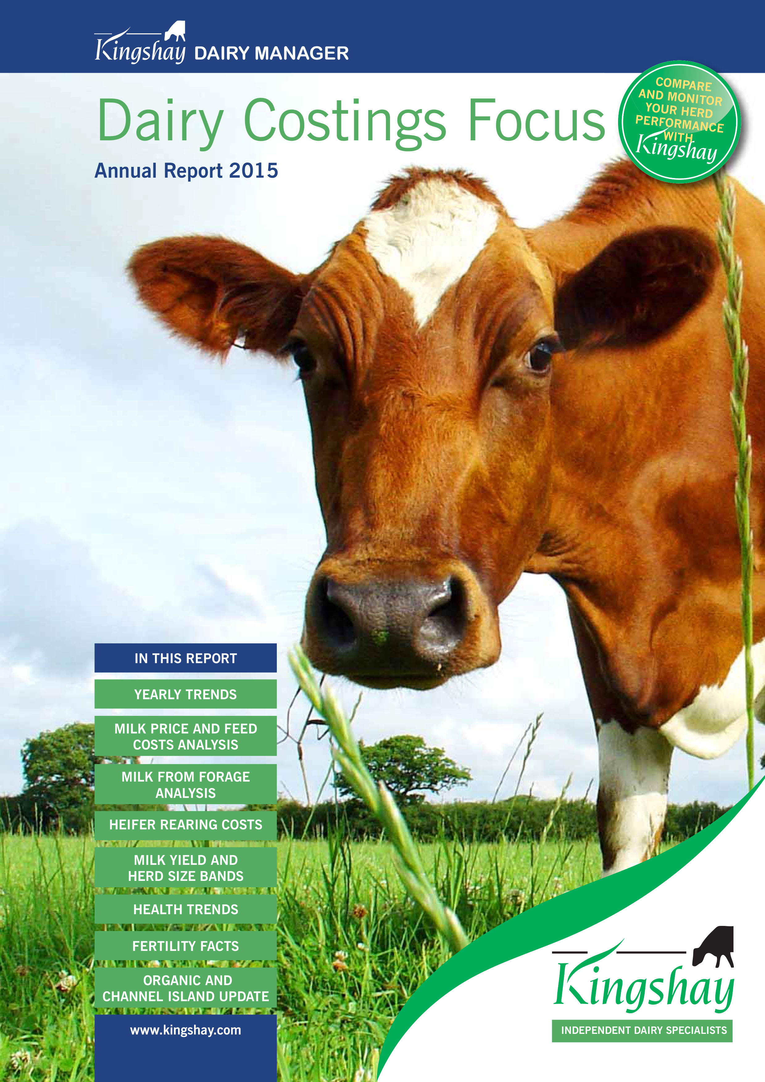 report on dairy