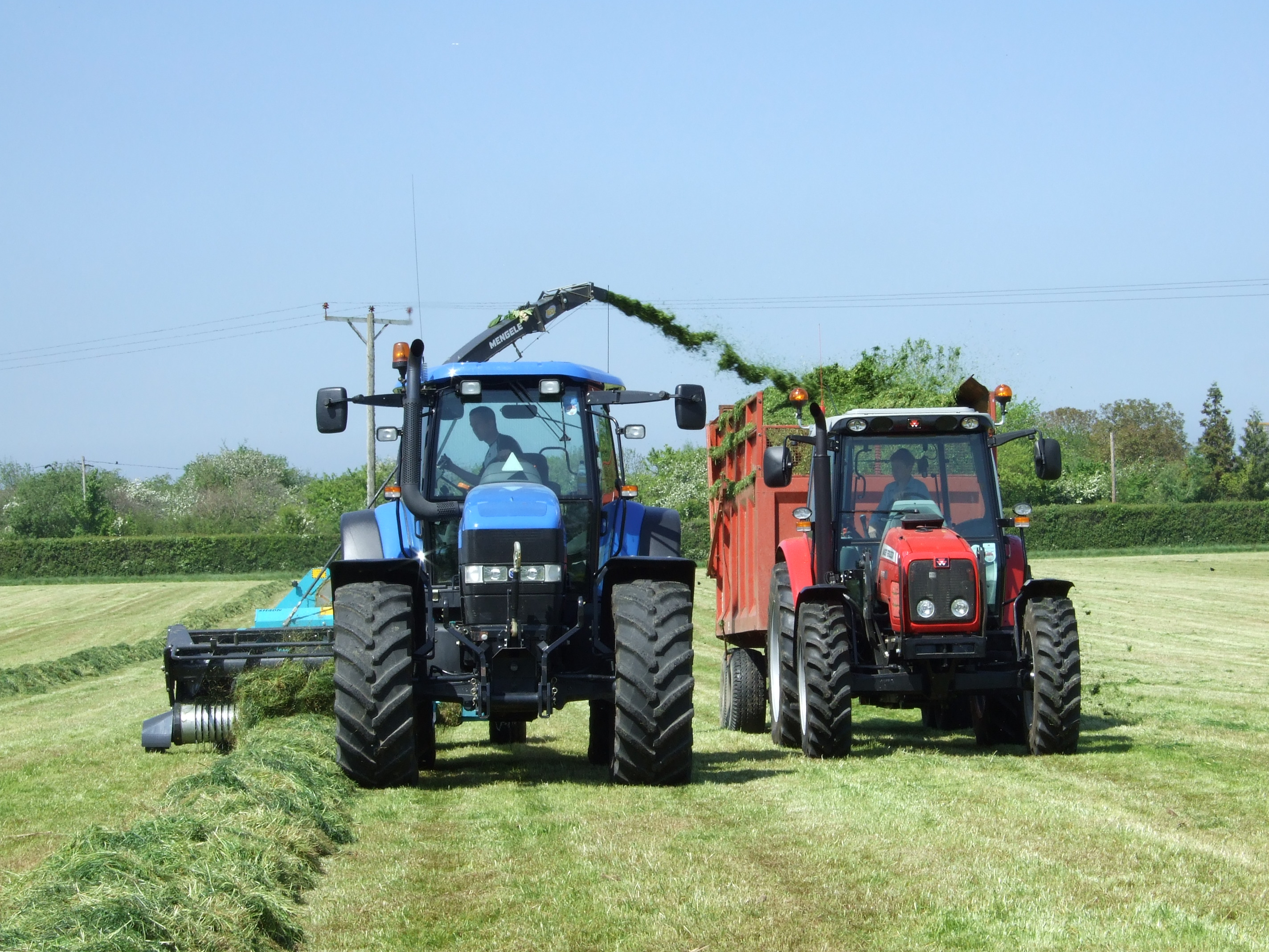 2nd Cut Silage Farming Note - Kingshay