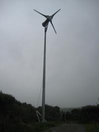 Using Wind & Solar Energy